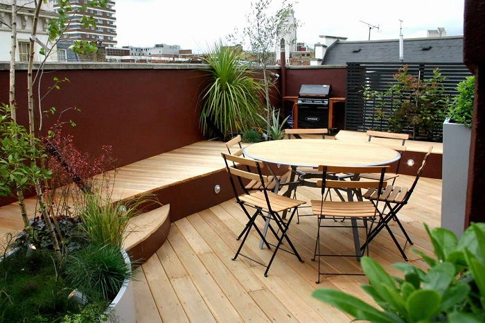 Decorate your terrace