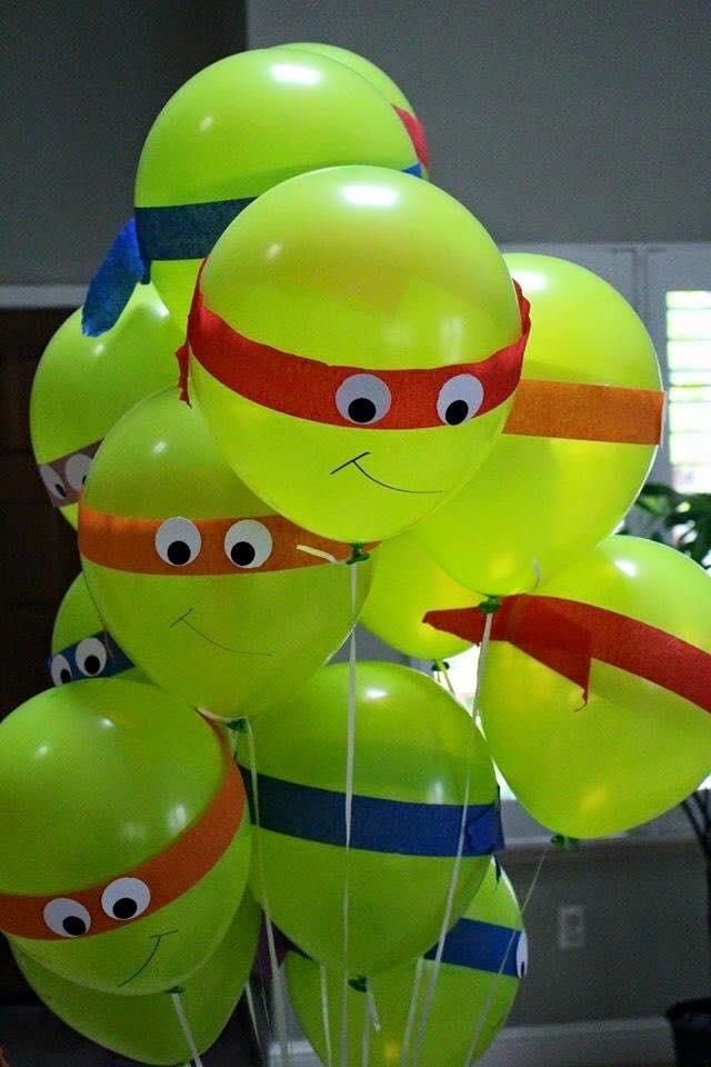 Balloon Party Decor Ideas (10)