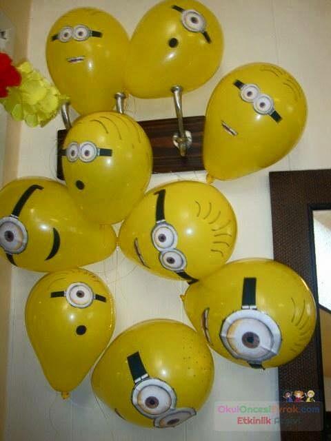 Balloon Party Decor Ideas (2)