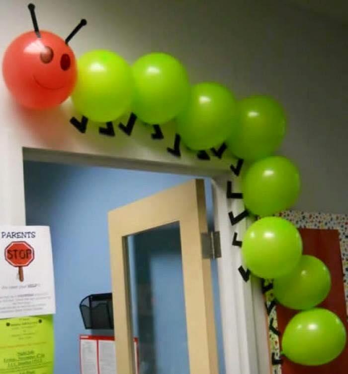 Balloon Party Decor Ideas (4)
