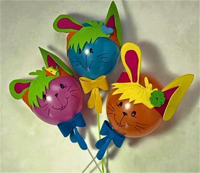 Balloon Party Decor Ideas (7)