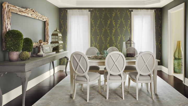 Ideas for decorating in greige