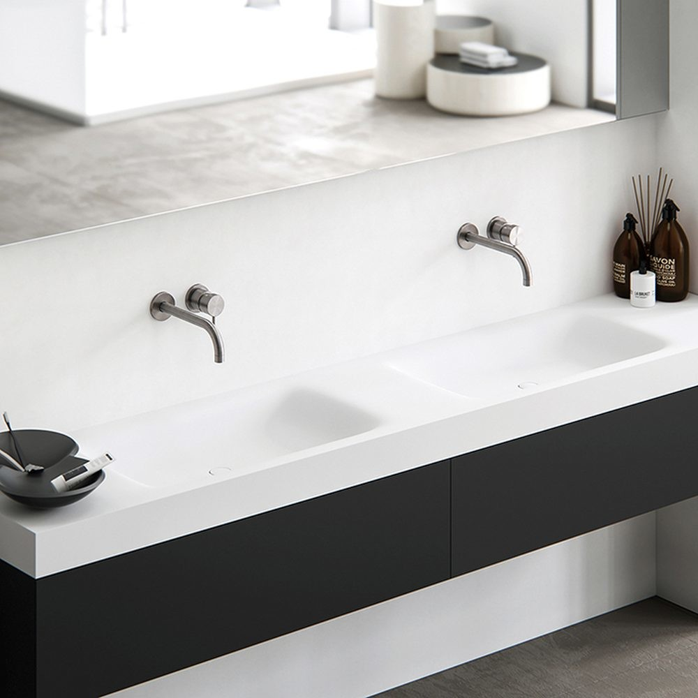 The acrylic stone sink