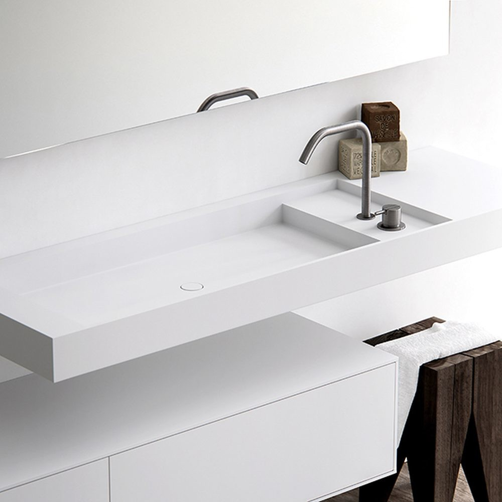 The acrylic stone love us again this time in these designer sinks