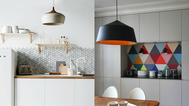 Tiles with geometric decoration: Ideas that inspire!