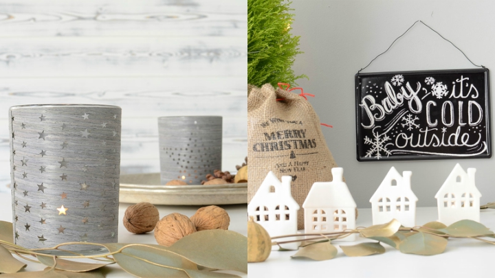 Ideas Nordic-style Christmas decorations