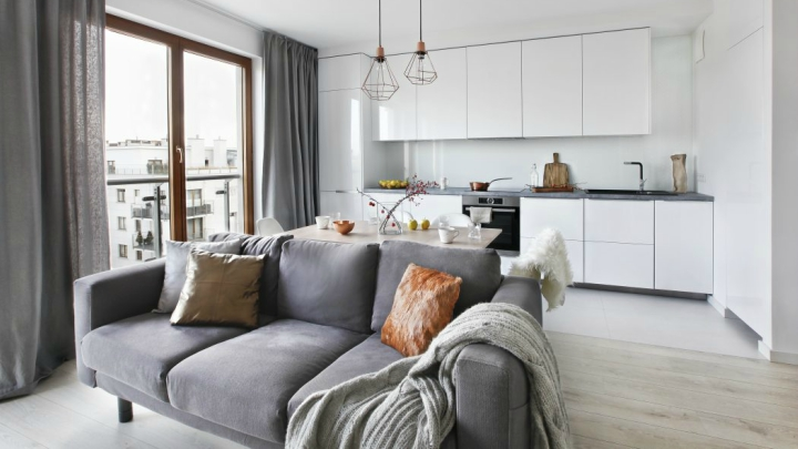 Apartment-with-Scandinavian-style