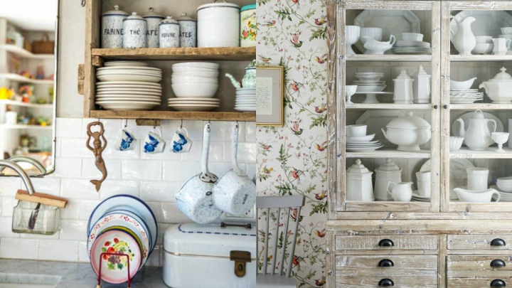 Vintage decor ideas inspired by grandmother homes