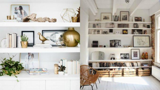 shelves for book