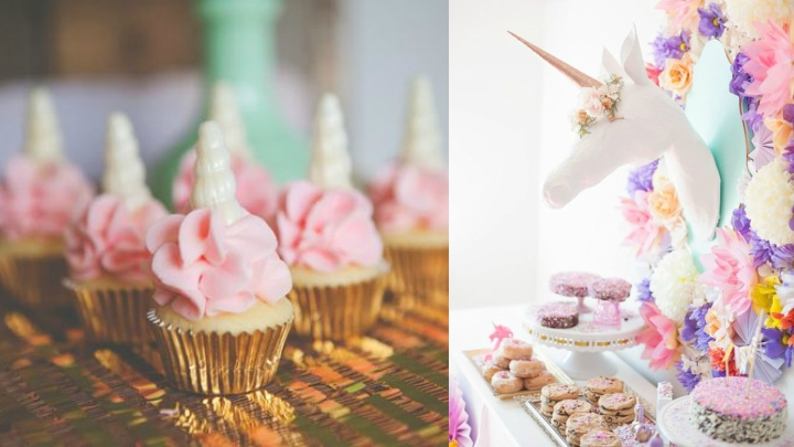 Ideas for decorating with unicorns