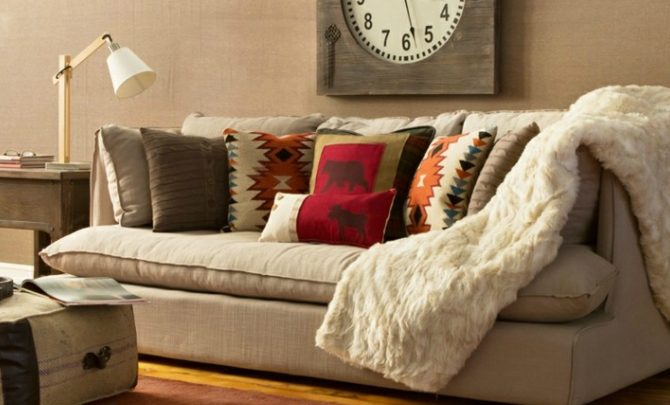 Ideas to decorate your living room this autumn
