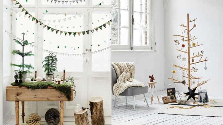 Christmas Decor Nordic style