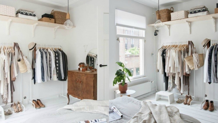 small marriage bedroom