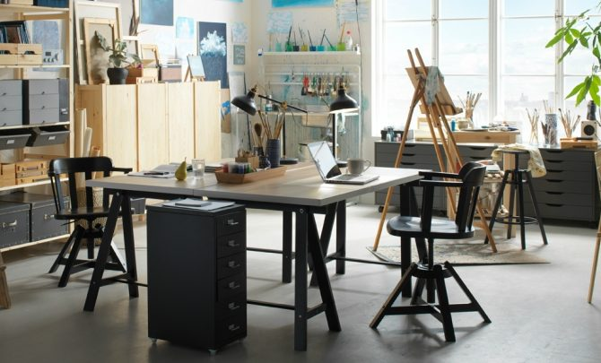 decorate your office. Ideas To Decorate Your Office With Industrial Style T