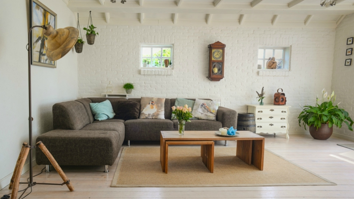 cheap ideas to decorate your house