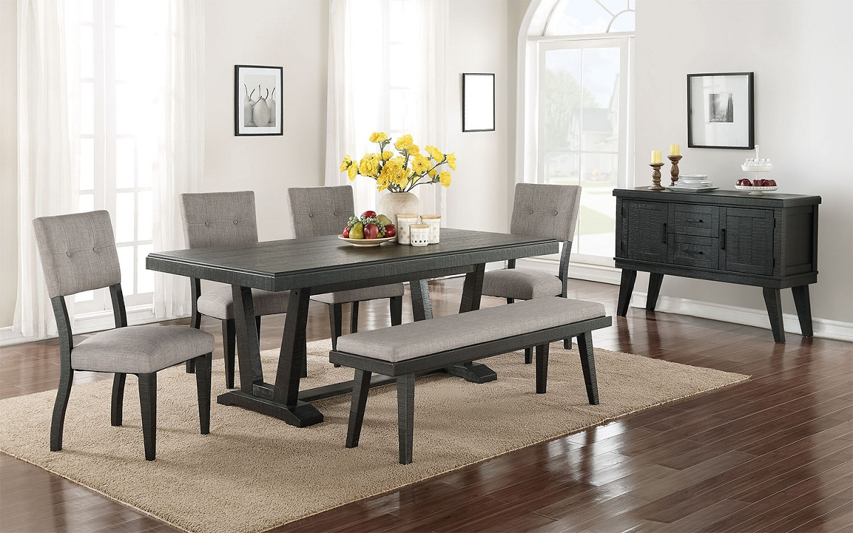 How To Equip The Dining Room?