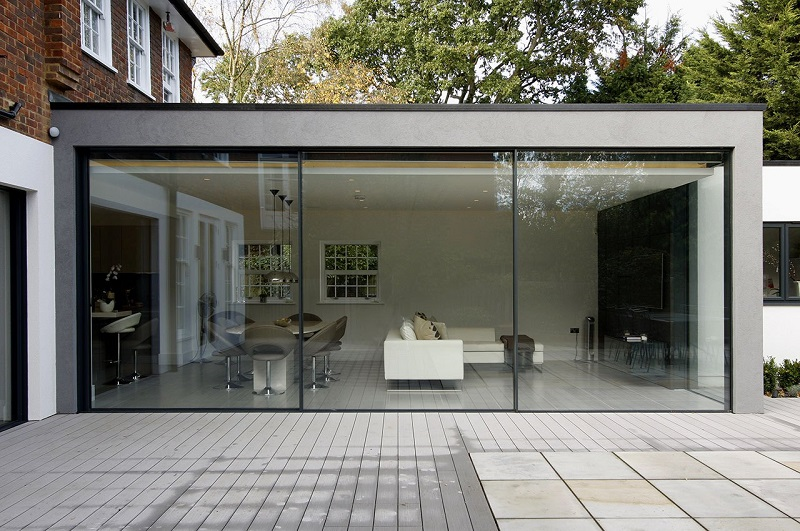Houses With Exterior Designs In Modern Style.