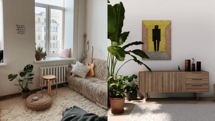 small floor