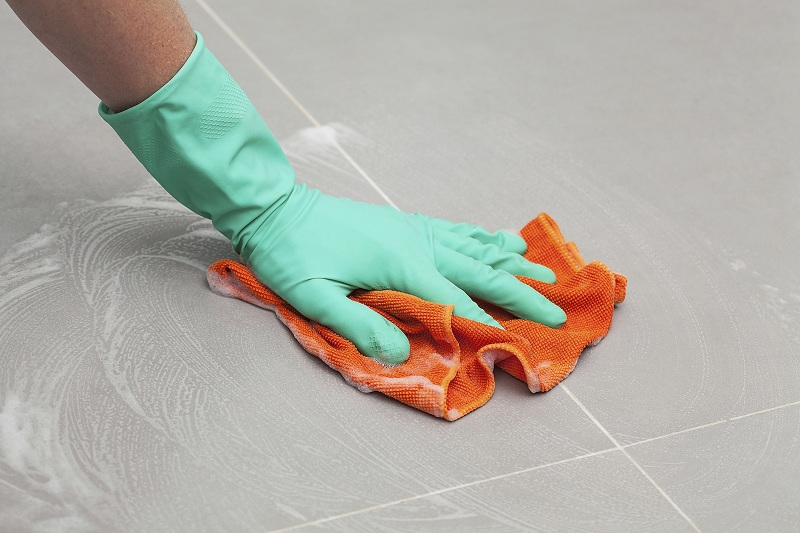 5 Ways To Clean The Tiles