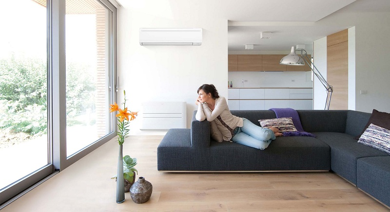 Designing Of Ventilation and Air Conditioning in the Apartment