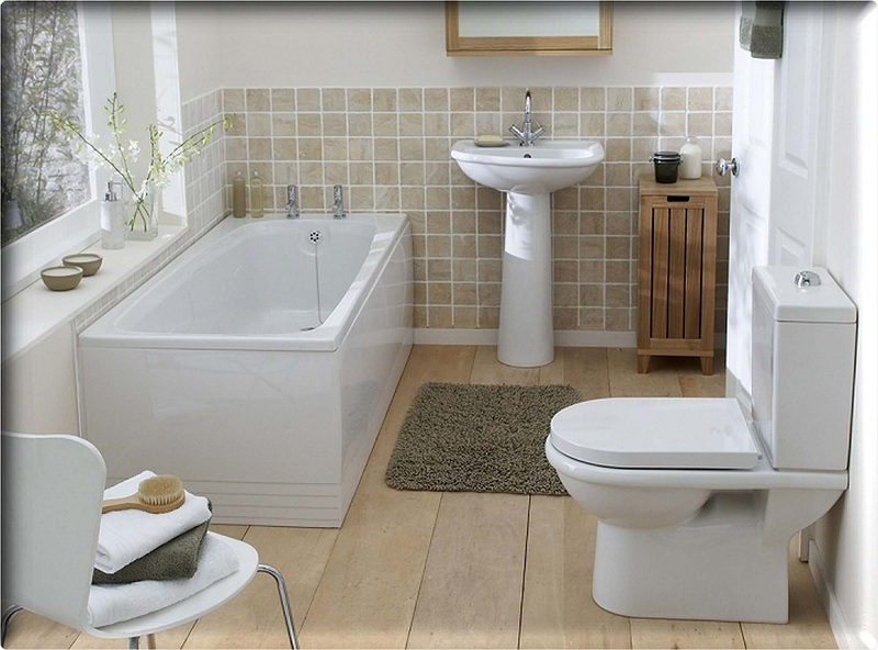 Simple Bathroom Decorating Ideas to Get You Started