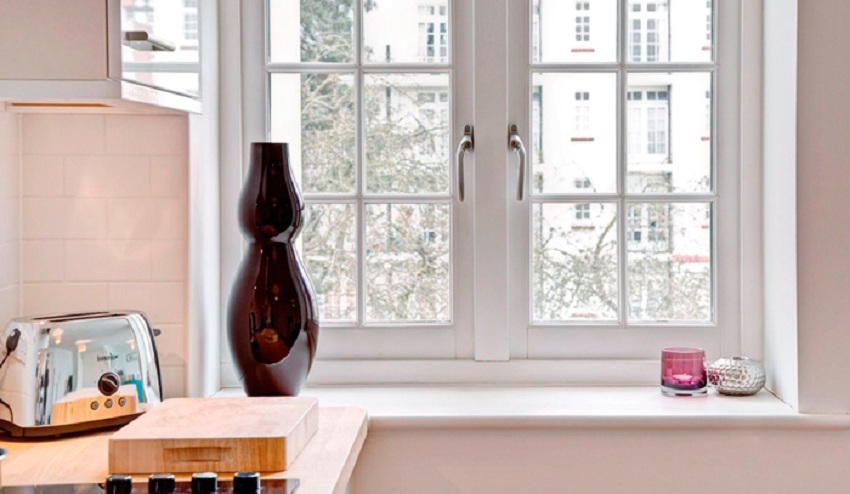 Wooden Windows For Residential Buildings