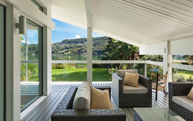 11 Tips For The Design Of Veranda At The Cottage