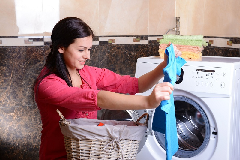 Get Rid Of The Smell In The Washing Machine