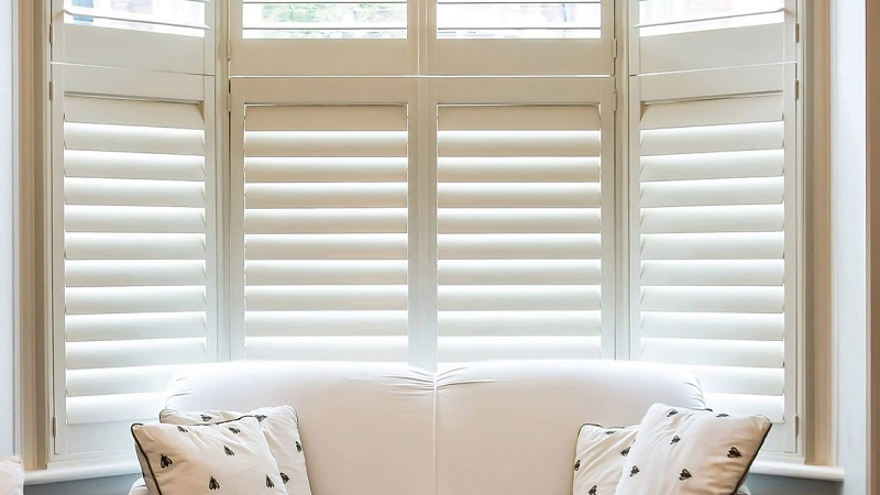 Original Ideas- Blinds For Bay Windows