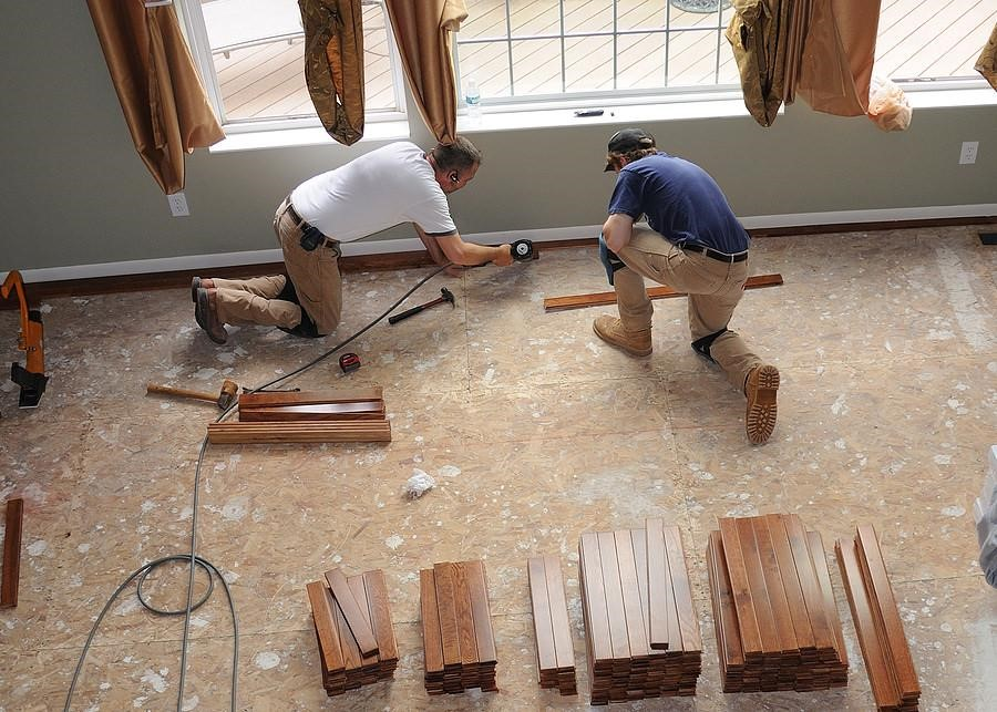 Hardwood flooring essential tips