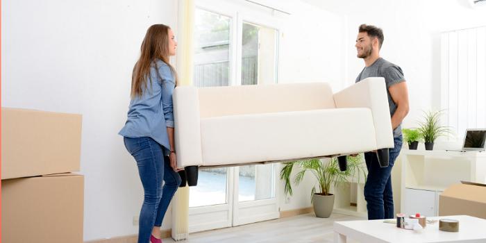 removing furniture
