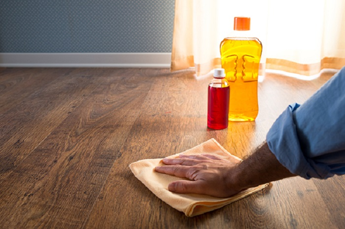 How to clean parquet