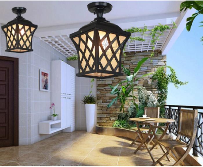 outdoor veranda lights