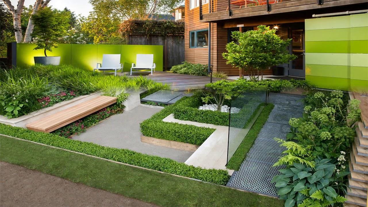 minimal garden design