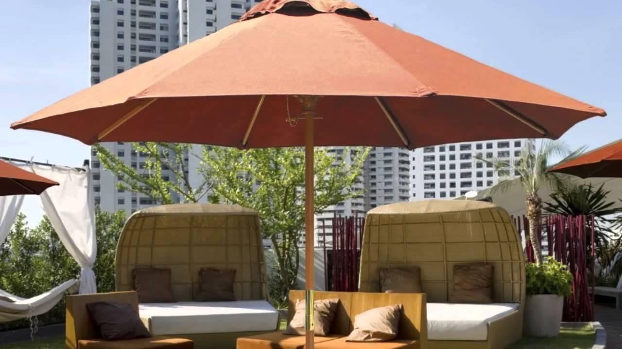 umbrellas for patios