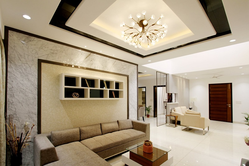 Ceiling decorations:10 striking ideas to decorate your home